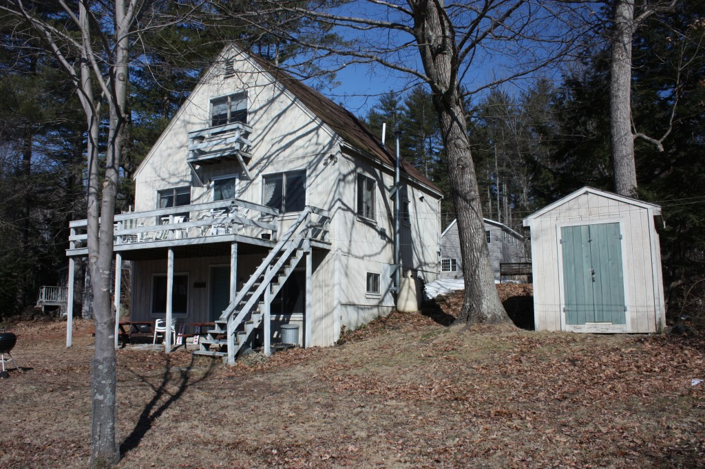 New Hampshire Waterfront Homes For Sale Under