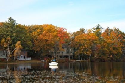 Kingston Lake aka Great Pond