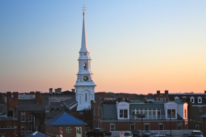 North Church Portsmouth NH