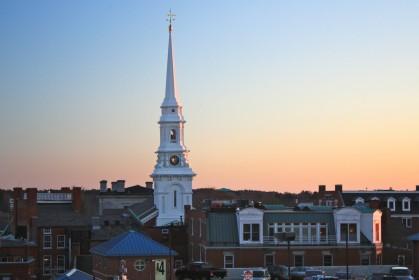 North Church Portsmouth NH