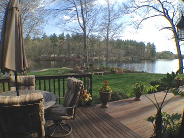 Swains Lake Waterfront for sale