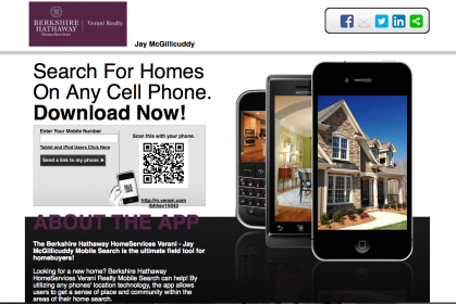 NH Mobile Home Search App