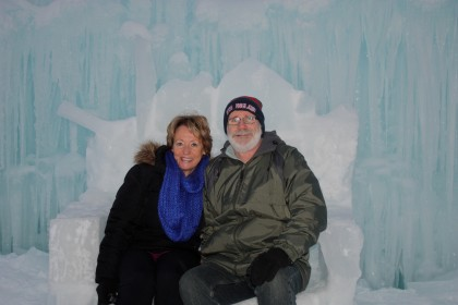 Frozen Jay and Monika