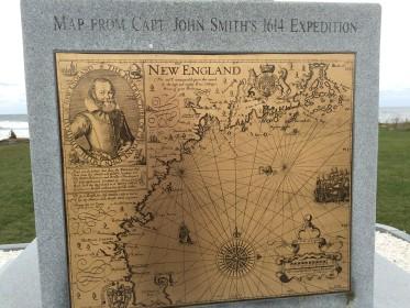 Ca[t John Smith Rye Harbor State Park